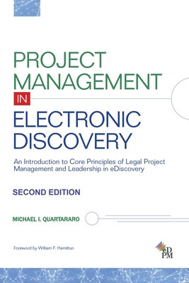 Project Management in Electronic Discovery Cover Image