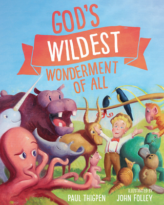 God's Wildest Wonderment of All Cover Image