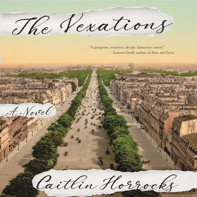 The Vexations Lib/E Cover Image