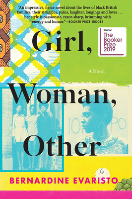 Girl, Woman, Other: A Novel (Booker Prize Winner) Cover Image