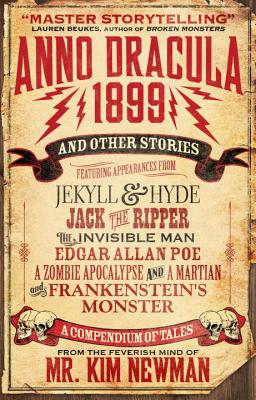 Anno Dracula 1899 and Other Stories Cover