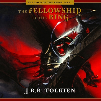 The Fellowship of the Ring (Lord of the Rings Trilogy #1) Cover Image