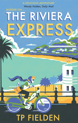 The Riviera Express (a Miss Dimont Mystery, Book 1) Cover Image