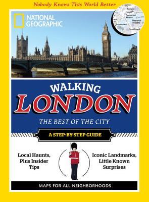 Walking London Cover
