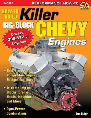 How to Build Killer Big-Block Chevy Engines Cover Image