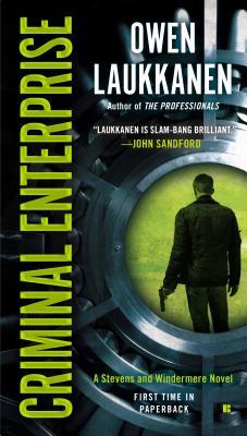 Criminal Enterprise (A Stevens and Windermere Novel #2) Cover Image