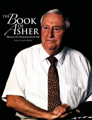 The Book of Asher Cover