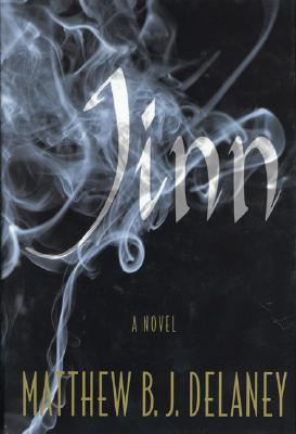 Cover for Jinn