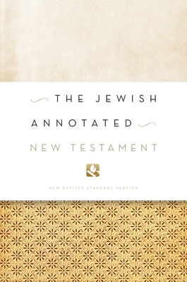 Jewish Annotated New Testament-NRSV Cover