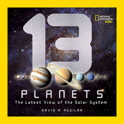 13 Planets: The Latest View of the Solar System Cover Image