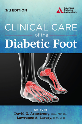Clinical Care of the Diabetic Foot Cover Image