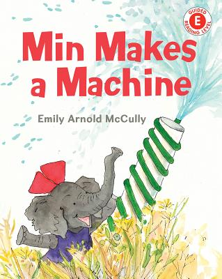 Cover for Min Makes a Machine (I Like to Read)