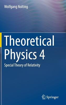 Theoretical Physics 4: Special Theory of Relativity Cover Image