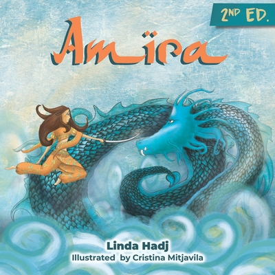 Amira: An adventure story for brave children Cover Image