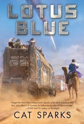 Lotus Blue Cover