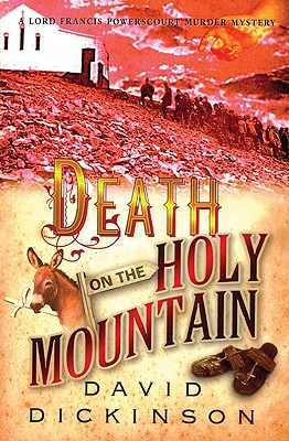 Death on the Holy Mountain Cover