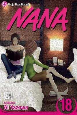 Nana, Vol. 18 Cover Image