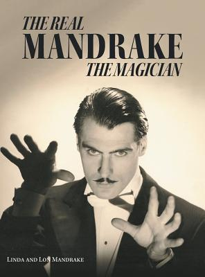 The Real Mandrake the Magician Cover Image