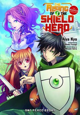 The Rising of the Shield Hero, Volume 01: The Manga Companion Cover Image