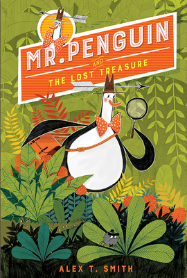 Mr. Penguin and the Lost Treasure Cover Image