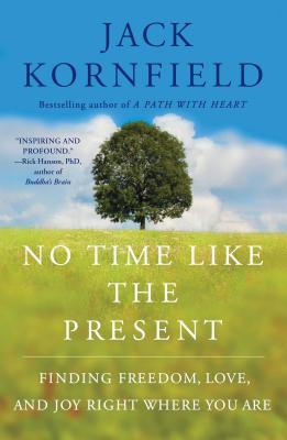 No Time Like the Present: Finding Freedom, Love, and Joy Right Where You Are Cover Image