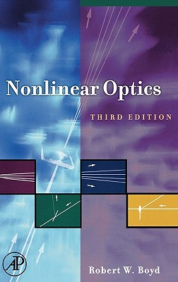 Nonlinear Optics Cover Image