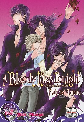 A Bloody Kiss Tonight Cover Image