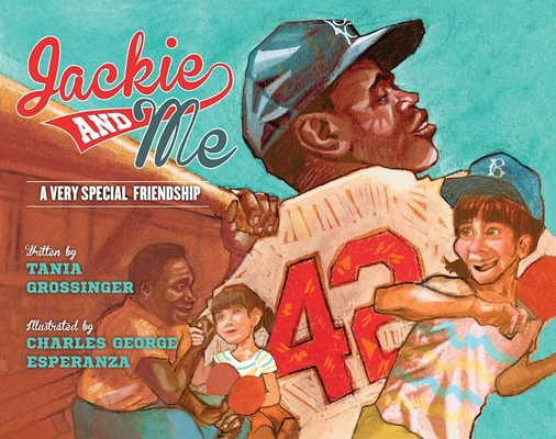 Jackie and Me: A Very Special Friendship Cover Image
