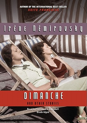 Dimanche and Other Stories Cover Image