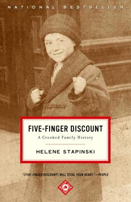 Five-Finger Discount: A Crooked Family History Cover Image