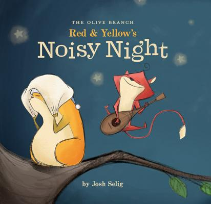 Red & Yellow's Noisy Night Cover