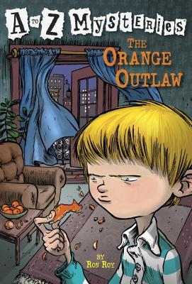 The Orange Outlaw Cover