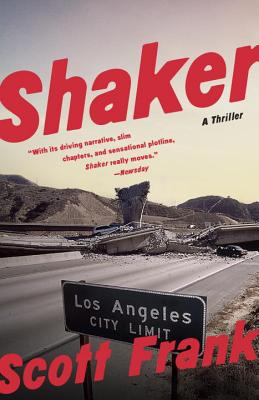 Shaker: A Thriller Cover Image
