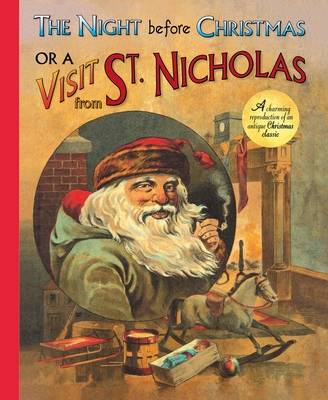 Cover for The Night Before Christmas or a Visit from St. Nicholas
