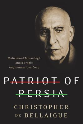Patriot of Persia Cover