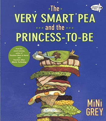 The Very Smart Pea and the Princess-To-Be Cover