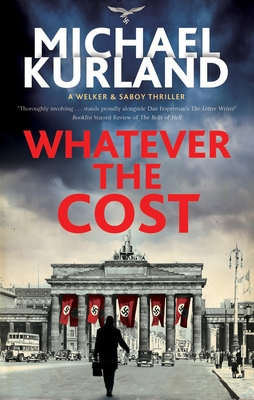 Whatever the Cost Cover Image
