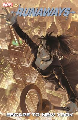 Runaways Vol. 5: Escape to New York cover image