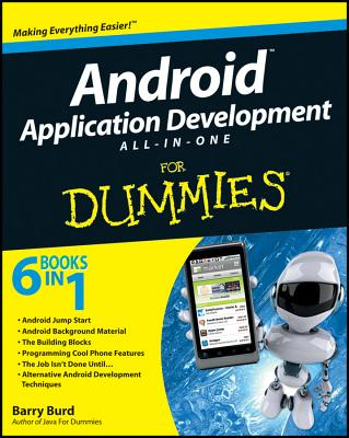 Android Application Development All-In-One for Dummies Cover
