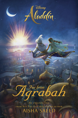 Aladdin: Far From Agrabah Cover Image