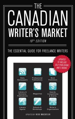 The Canadian Writer's Market Cover