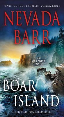 Boar Island: An Anna Pigeon Novel (Anna Pigeon Mysteries #19) Cover Image