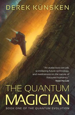 The Quantum Magician Cover Image