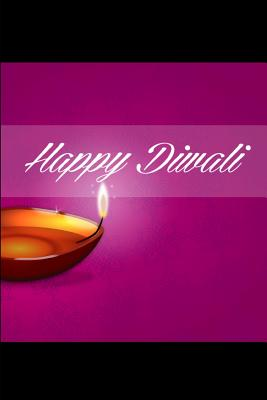 Happy Diwali: Customised Note Book Cover Image