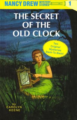 Nancy Drew Mystery Stories Cover Image