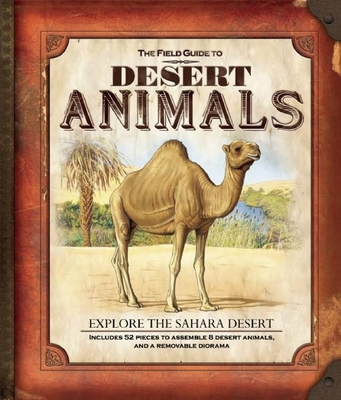 The Field Guide to Desert Animals Cover Image