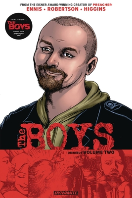 The Boys Omnibus Vol. 2 Tpb Cover Image