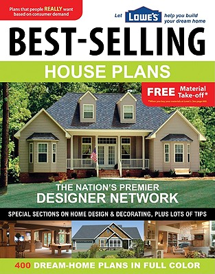 best-selling house plans (ch) (paperback) | lake forest book store