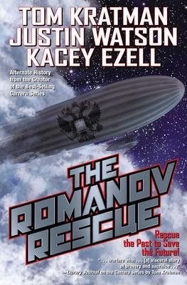 Cover for The Romanov Rescue