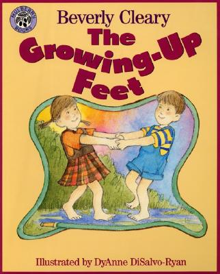 The Growing-Up Feet Cover